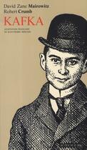 Couverture du livre « Kafka » de Robert Crumb et David Zane Mairowitz aux éditions Actes Sud