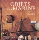 Couverture du livre « Objets De La Marine » de Guetat aux éditions Du May
