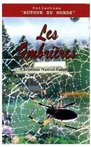 Couverture du livre « Les ombrières » de Christiane Nativel-Forestier aux éditions Orphie