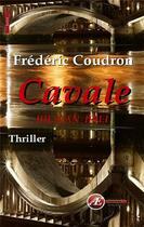 Couverture du livre « Cavale » de Frederic Coudron aux éditions Ex Aequo