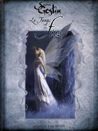 Couverture du livre « Le temps des fées ; artbook » de Sandrine Gestin aux éditions Au Bord Des Continents