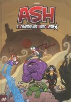 Couverture du livre « Ash t.1 » de Loran aux éditions Le Cycliste
