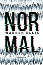 Couverture du livre « Normal » de Warren Ellis aux éditions Au Diable Vauvert