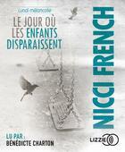 Couverture du livre « Lundi melancolie » de Nicci French aux éditions Lizzie