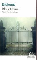 Couverture du livre « Bleak house » de Charles Dickens aux éditions Gallimard