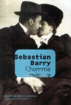 Couverture du livre « L'homme provisoire » de Sebastian Barry aux éditions Joelle Losfeld
