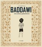 Couverture du livre « Baddawi » de Leila Abdelrazaq aux éditions Steinkis