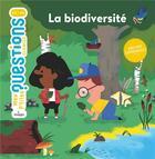 Couverture du livre « La biodiversité » de Matthias Malingrey et Catherine De Coppet aux éditions Milan
