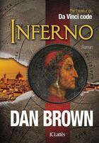 Couverture du livre « Inferno » de Dan Brown aux éditions Lattes