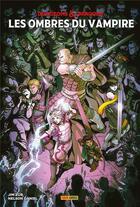 Couverture du livre « Dungeons & Dragons T.2 ; les ombres du vampire » de Nelson Daniel et Jim Zub aux éditions Panini