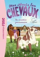 Couverture du livre « Mes amis les chevaux T.1 ; un nouveau pensionnaire » de Sophie Thalmann aux éditions Hachette Jeunesse