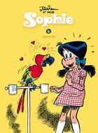 Couverture du livre « Sophie ; intégrale t.4 » de Jidehem aux éditions Dupuis