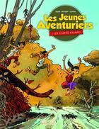 Couverture du livre « Les jeunes aventuriers t.1 ; les chants kalawu » de Joub et Nicoby et Copin aux éditions Plume Verte