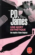 Couverture du livre « Une mort esthétique » de Phyllis Dorothy James aux éditions Lgf