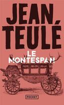 Couverture du livre « Le Montespan » de Jean Teulé aux éditions Pocket