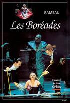 Couverture du livre « L'avant-scène opéra N.203 ; les boréades » de Jean-Philippe Rameau aux éditions L'avant-scene Opera