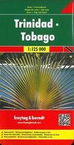 Couverture du livre « Trinidad tobago » de  aux éditions Freytag Und Berndt