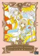 Couverture du livre « Card captor Sakura T.6 » de Clamp aux éditions Pika