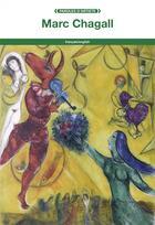Couverture du livre « Marc Chagall » de Marc Chagall aux éditions Fage