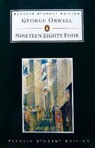 Couverture du livre « Nineteen eighty four » de George Orwell aux éditions Penguin Books Uk