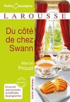 Couverture du livre « Du côté de chez Swann » de Marcel Proust aux éditions Larousse