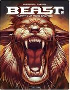 Couverture du livre « Beast t.2 ; Amrath, la reine sauvage » de Mateo Guerrero et Cheilan aux éditions Lombard