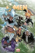 Couverture du livre « Extraordinary X-Men T.1 ; refuge-X » de Jeff Lemire et Humberto Ramos aux éditions Panini
