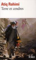 Couverture du livre « Terre et cendres » de Atiq Rahimi aux éditions Gallimard