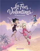 Couverture du livre « Les fées Valentines T.2 ; une chaussure à son pied » de Crip et Beka aux éditions Dargaud