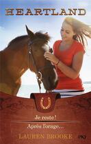 Couverture du livre « Heartland ; INTEGRALE VOL.1 ; T.1 ET T.2 » de Lauren Brooke aux éditions Pocket Jeunesse