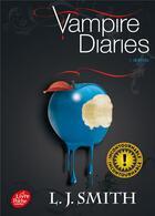 Couverture du livre « Journal d'un vampire t.1 ; le réveil » de L. J. Smith aux éditions Hachette Jeunesse