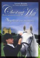 Couverture du livre « Chestnut hill t.12 ; mystère au manoir » de Lauren Brooke aux éditions Pocket Jeunesse