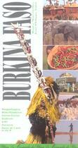 Couverture du livre « Burkina faso » de Jean-Philippe Vidal et Roger Marcorelles aux éditions La Manufacture