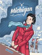 Couverture du livre « Michigan ; sur la route d'une War Bride » de Lucas Varela et Julien Frey aux éditions Dargaud