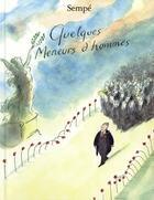 Couverture du livre « Quelques meneurs d'hommes » de Sempe aux éditions Denoel