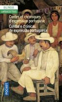 Couverture du livre « Contes et chroniques d'expression portugaise » de Collectif aux éditions Langues Pour Tous