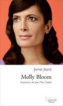 Couverture du livre « Molly bloom » de James Joyce aux éditions Editions Prise De Parole