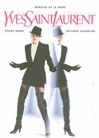 Couverture du livre « Yves Saint Laurent » de Pierre Berge aux éditions Assouline
