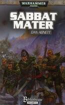 Couverture du livre « Sabbat Mater » de Abnett Dan aux éditions Bibliotheque Interdite