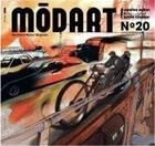 Couverture du livre « The best of modart » de Levey Harlan aux éditions Gingko Press