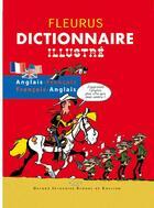 Couverture du livre « Dictionnaire Illustre Anglais Francais De Lucky Luke » de Collectif aux éditions Fleurus