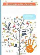 Couverture du livre « Mon premier cahier d'ecriture/sans prenom » de Piccolia aux éditions Piccolia