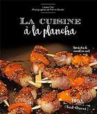 Couverture du livre « La cuisine à la plancha » de Liliane Otal aux éditions Sud Ouest Editions