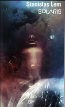 Couverture du livre « Solaris » de Stanislas Lem aux éditions Gallimard