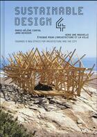 Couverture du livre « Sustainable design IV » de Marie-Helene Contal et Jana Revedin aux éditions Alternatives