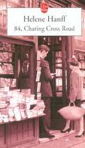 Couverture du livre « 84, charing cross road » de Helene Hanff aux éditions Lgf