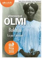 Couverture du livre « Bakhita » de Véronique Olmi aux éditions Audiolib