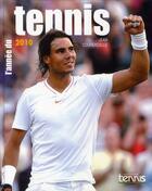 Couverture du livre « L'année du tennis 2010 » de Jean Couvercelle aux éditions Calmann-levy