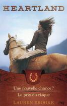 Couverture du livre « Heartland ; INTEGRALE VOL.2 ; T.3 ET T.4 » de Lauren Brooke aux éditions Pocket Jeunesse