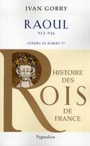 Couverture du livre « Raoul » de Ivan Gobry aux éditions Pygmalion